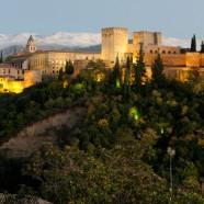 Parador Granada – History